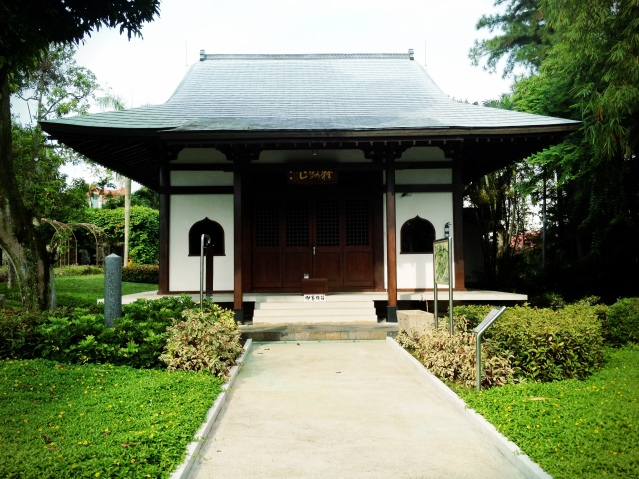 Saiyuji Temple (now known as the Singapore Temple Hall) was reconstructed in 1986 but does not serve any religious purpose.