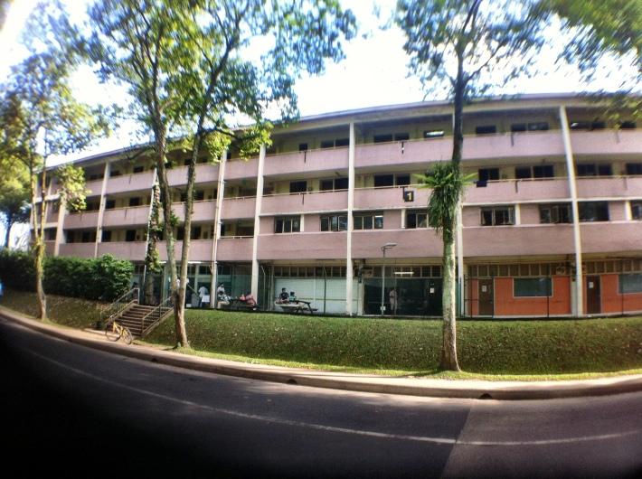 Seletar Flats Block 1