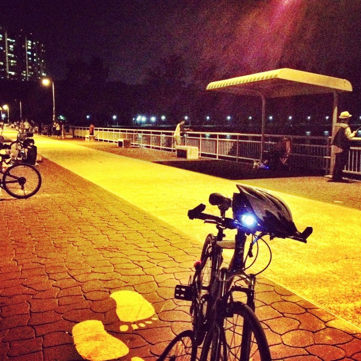 Bedok Jetty along East Coast Park is always a choice destination to watch another world of Singapore in Action. The stretch that i cycle from Sungei Serangoon-->Pasir Ris--> Changi Coastal Road is really an amazing path