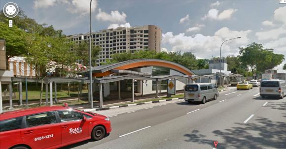 317 Serangoon Road at Potong Pasir MRT. The supposed former site of Basapa's first Zoo