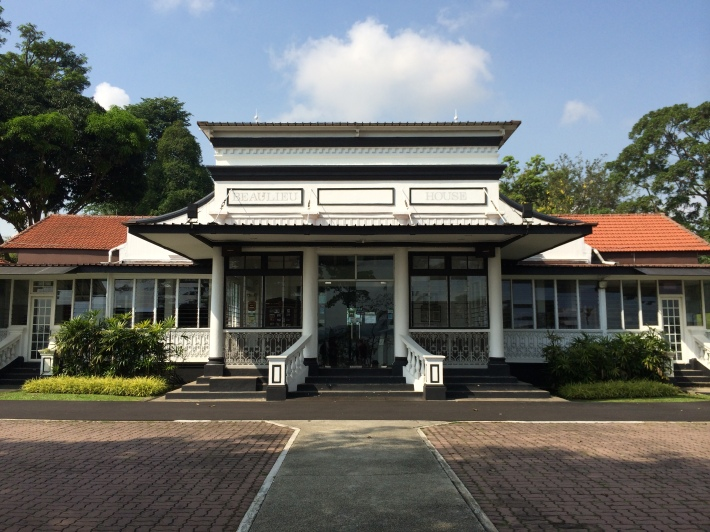 The neo-classical style of the Beaulieu House has been evident in the Sembawang area for over a century
