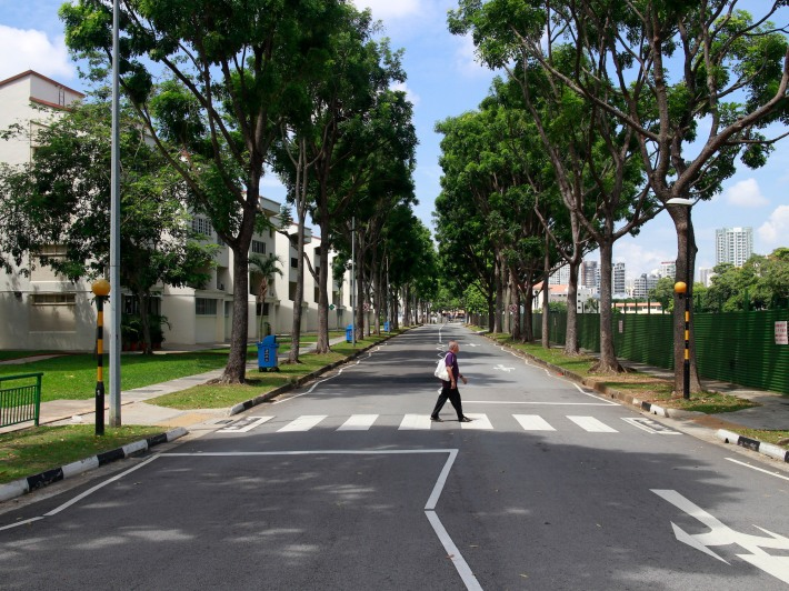 It may not be Abbey Road, but Potong Pasir is a charming neighbourhood in its own right.