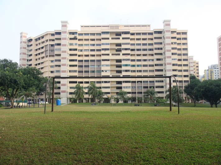 Affectionately known as 'Upper Court' to most football familiars within Hougang, it is strangely not known where 'Lower Court' actually is.