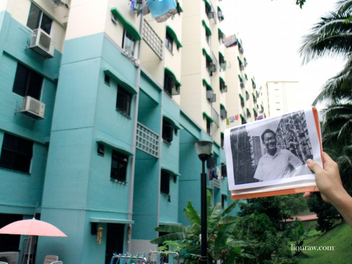 "The tour will lead you to the site where former Prime Minister Lee Kuan Yew famously posed against the backdrop of the exact HDB Flats that introduced the ""Home Ownership for the People"" pilot scheme."
